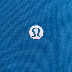 lululemon athletica Shirts - lululemon men's blue t-shirt szXXL 61129